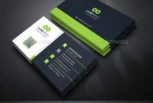 Business card and stationery inspiration / Inspiring designs for business cards and stationery