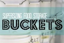 Welfare cupboard / How to food store