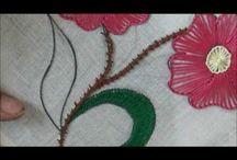 yaprak nakışı