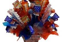 Sweet Sendings 4th of July / Candy Bouquets