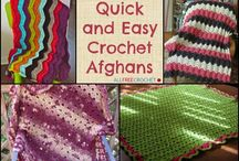 Quick and easy afghans