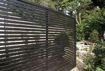 34 Privacy Zaun Design-Ideen, um sich inspirieren