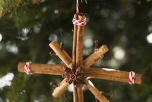 Christmas decorating and Baking