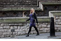 L O N D O N - WINTER 2014 / Campanha de moda plus size fotografada em Londres. Outono Inverno 2014.