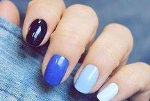 Beauty trends / Beauty styles  Nails lips manicure hair styles etc