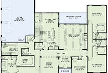 House Plans / by Julie Hicks