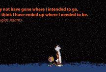 <3 Calvin & Hobbes