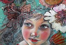 Mixed media / by Sue Lewis