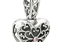 Valentines Day Beads & Charms / by Classic Charms