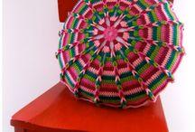 Crochet pillows / by Grace Konzelman