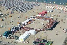 Beach volley Cesenatico / Finali Master campionato italiano 30-31/08-01/09 2014