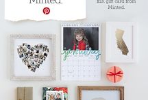 """My Minted Holiday Gift List"""