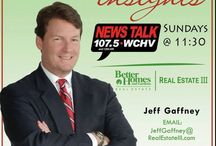 Charlottesville Insights Radio Show / Tune in or listen to the podcast here for our weekly radio show hosted by our CEO Jeff Gaffney.  Sundays at 11:30 a.m. on WCHV 107.5
