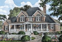 House plans / by Rachel Broussard