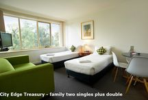 Hotels in East Melbourne