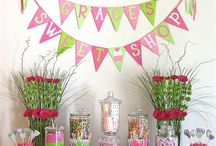 Party Ideas / by Sharon Bolam
