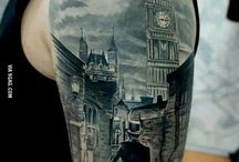 Cool tattoos! / by ღ♫☠ ✌ Rose Mary Motta Prado ♫