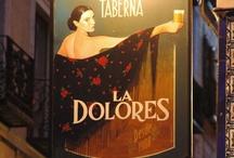 Tabernas y bares de España