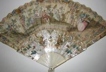 Vintage fan and parasol / Vintage and Victorian   / by MaiMai