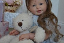 meisje met beer