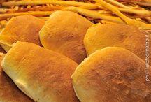 Recipes - Bakery: Bread and Breadsticks / Le ricette ICIF - Prodotti da forno: pane e grissini