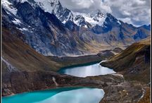 Places to go - South America