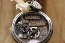 to find my mojo - inspiration / to find my crafty mojo