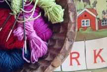 knitting / all things knitted