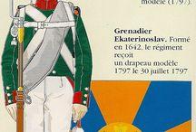 19TH  -NAP-WAR-RUSSIAN ARMY 1812