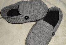 Croche e tricot para homem