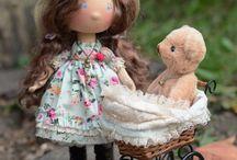 Куколки Игошиной Галины