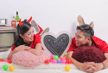 Project Prewedding / My little project. For more information please send me e-mail ayuningtyas58@gmail.com