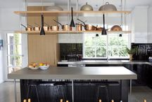 Studio Surface Inspiration: Kitchens / by Michelle Salz-Smith . Studio Surface