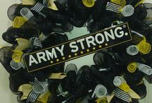 Army strong / by Julie Edwards