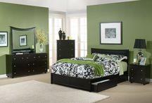 Bedroom Ideas / by Kayla Weaver