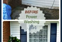 Inspiring Exteriors / Tips Ideas Hacks and Inspiration for your exterior spaces