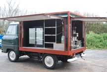 Coffee Catering Ideas / Coffee is one of the biggest industries when it come to mobile catering. Get yourself some creative ideas from this board.