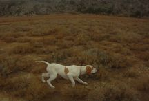 English Pointer / A board for the English Pointer. This so much loved dog breed. Do send us your photos so we will create the biggest board for the english pointer. In every photo we will of course mention you as the creator.