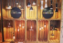 #CDW15 Clerkenwell Design Week / Stop by @mullan_lighting the #designfactory at #CDW2015 for more of these spectacular #lighting #designs! #interiors #clerkenwell #london #exhibition