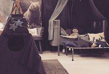 Easton slaapkamer