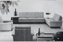 HISTORY / Throwback into the Rolf Benz History. Mostly sofa designs from the past.