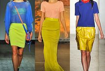The Spring Color Story