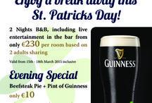 St Patricks Day / St Patrick's Day at the Green Isle