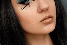 Maquiagem para fantasia