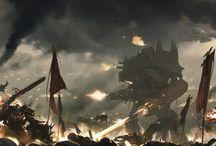 The Titan Legions / The God Machines of Adeptus Titanicus