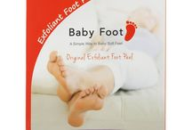Baby Foot products / Baby Foot is an unparalleled, total foot care package that provides you with the opportunity to care for and maintain your feet at home. Purchase Baby Foot online at Mariposa Medspa's online store, http://store.mariposamedspaokc.com/baby-foot.html.