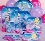 "Disney Cinderella Party / ""A dream is a wish your heart makes when when you're asleep""... One of the all time classic Disney Princesses has her own party theme: Cinderella Sparkle!"