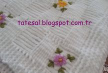 Kadife battaniye