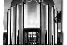Art Deco and Nouveau!!! / by Annie Frank