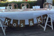Golden Beach Weddings / Paros wedding